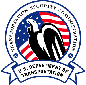 Seal of the United States Transportation Secur...
